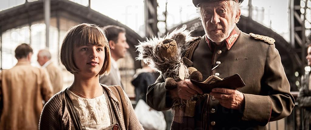 Honig im Kopf. Quelle: Warner Bros., DIF, © 2014 barefoot films GmbH, SevenPictures Film GmbH, Warner Bros. Entertainment GmbH